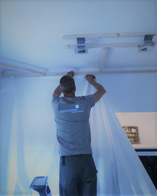 Monteur Spanplafond (buitendienst)